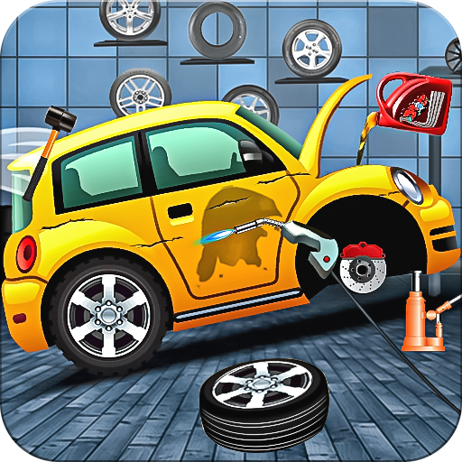 Modern Car Mechanic Offline Games 2020: Car Games  1.0.58 MOD APK Dwnload – free Modded (Unlimited Money) on Android