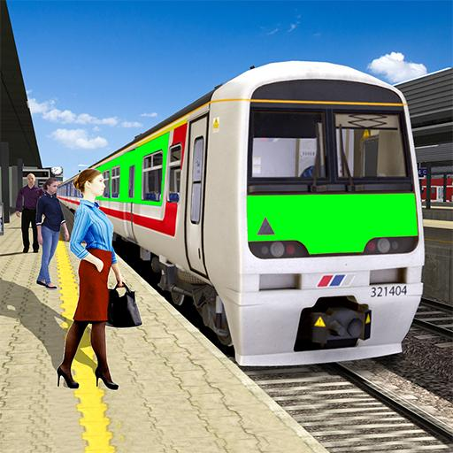 Modern Train Driving Simulator: City Train Games 3.6  MOD APK Dwnload – free Modded (Unlimited Money) on Android