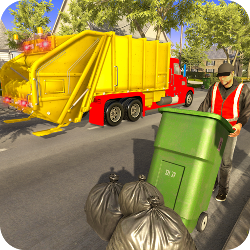 Modern Trash Truck Simulator – Free Games 2020 1.4 MOD APK Dwnload – free Modded (Unlimited Money) on Android