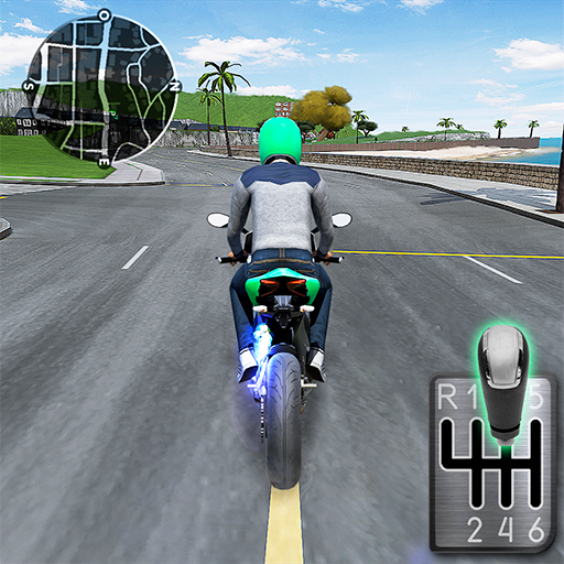 Moto Traffic Race 2: Multiplayer 1.20.01 MOD APK Dwnload – free Modded (Unlimited Money) on Android