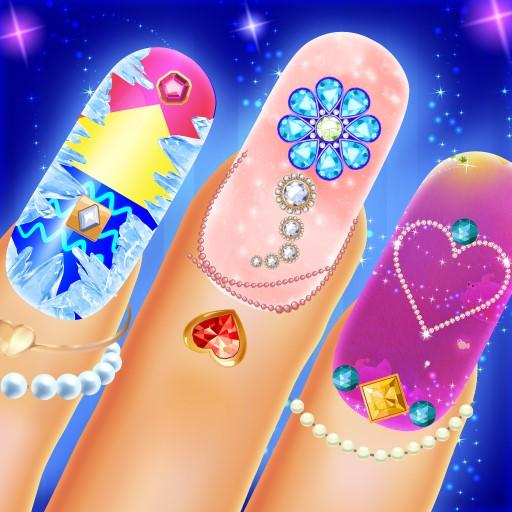Nail Salon Fashion Game: Manicure pedicure Art Spa 1.5 MOD APK Dwnload – free Modded (Unlimited Money) on Android