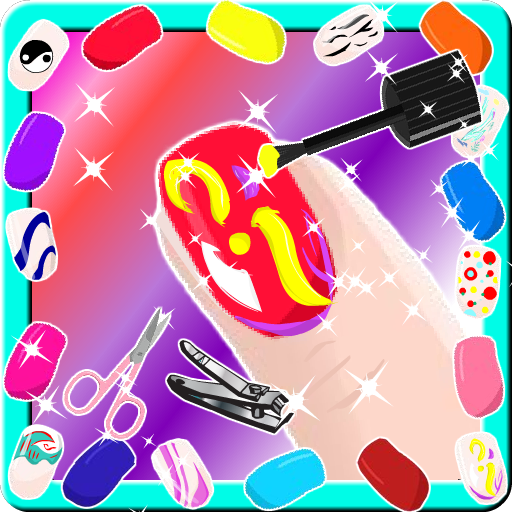 Nail Salon Princess Manicure 4.32 MOD APK Dwnload – free Modded (Unlimited Money) on Android