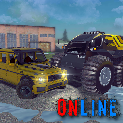 Offroad Simulator Online: 8×8 & 4×4 off road rally 3.3 MOD APK Dwnload – free Modded (Unlimited Money) on Android