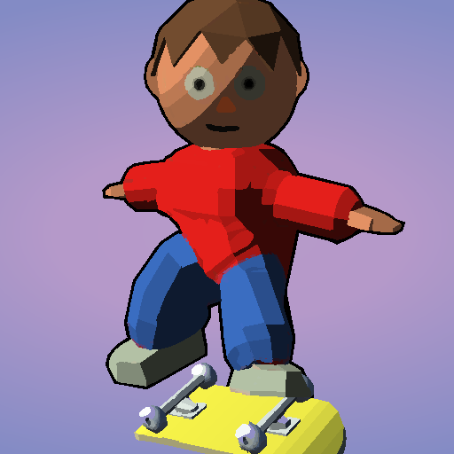 Ollie Champ – Skater Stunt Park Freestyle 2.8 MOD APK Dwnload – free Modded (Unlimited Money) on Android