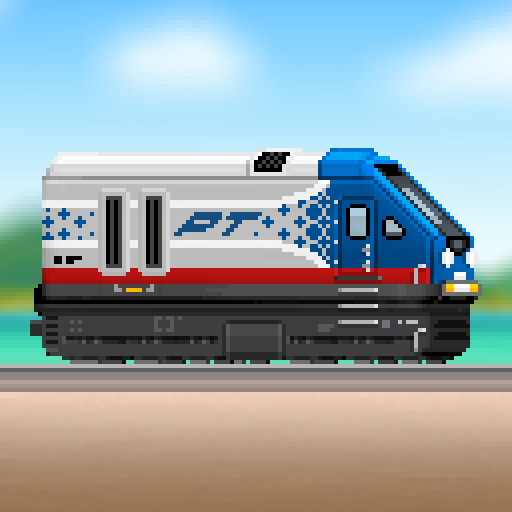 Pocket Trains Tiny Transport Rail Simulator  1.5.3 MOD APK Dwnload – free Modded (Unlimited Money) on Android