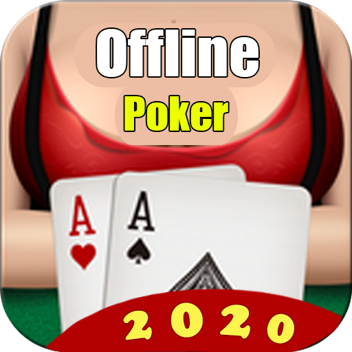 Poker Offline Free 2020 – Texas Holdem With Girl 3.0 MOD APK Dwnload – free Modded (Unlimited Money) on Android