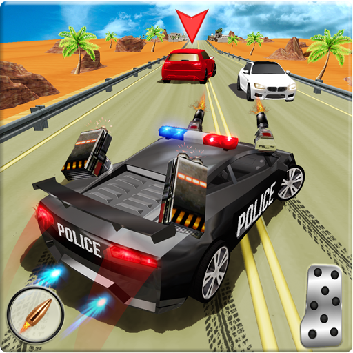 Police Highway Chase Racing Games – Free Car Games  1.3.4 MOD APK Dwnload – free Modded (Unlimited Money) on Android