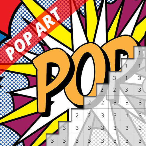Pop Art Picture Pixel Coloring By Number 7.0 MOD APK Dwnload – free Modded (Unlimited Money) on Android