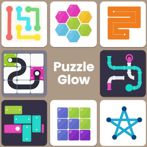 Puzzle Glow : Brain Puzzle Game Collection 2.1.41 MOD APK Dwnload – free Modded (Unlimited Money) on Android