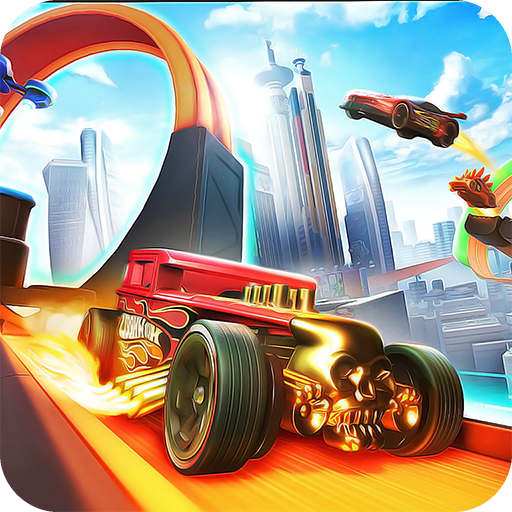 Race Off – stunt car crashing infinite loop racing 3.1.1 MOD APK Dwnload – free Modded (Unlimited Money) on Android