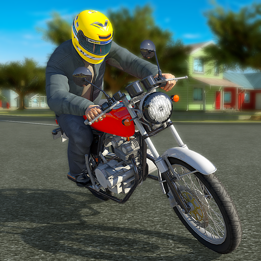 Real Bike 3D Parking Adventure: Bike Driving Games 11.2  MOD APK Dwnload – free Modded (Unlimited Money) on Android