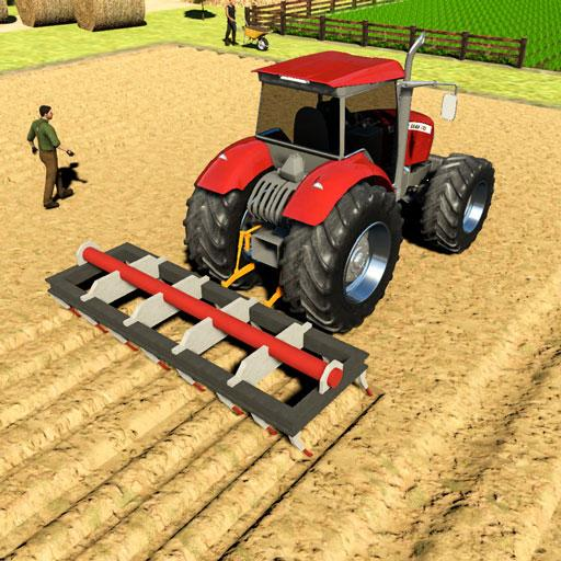 Real Tractor Driving Games- Tractor Games  1.0.16 MOD APK Dwnload – free Modded (Unlimited Money) on Android