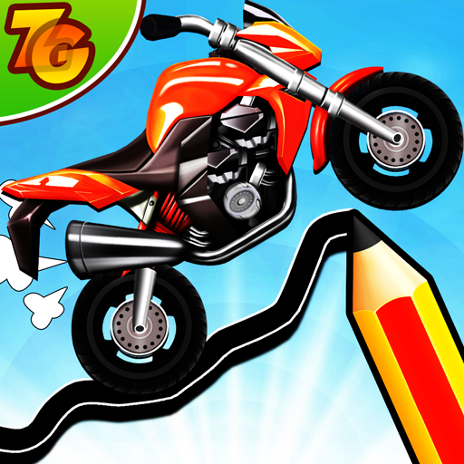 Road Draw 2: Moto Race 1.6.7  MOD APK Dwnload – free Modded (Unlimited Money) on Android
