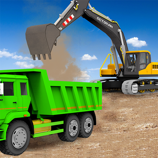 Sand Excavator Simulator 2021: Truck Driving Games  5.8.2 MOD APK Dwnload – free Modded (Unlimited Money) on Android