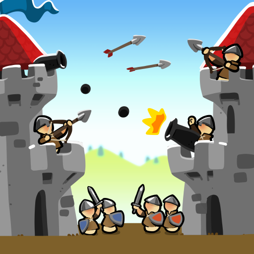 Siege Castles A Castle Defense & Building Game 1.1.1 MOD APK Dwnload – free Modded (Unlimited Money) on Android
