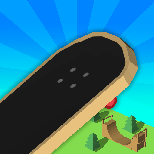 Skatepark – A Skateboard adventure Production118 MOD APK Dwnload – free Modded (Unlimited Money) on Android