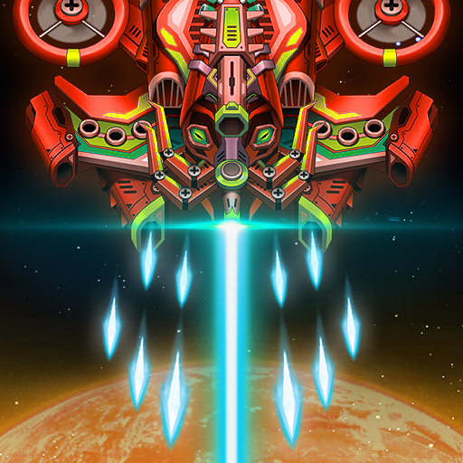 Sky Raptor Space Shooter – Alien Galaxy Attack  1.3.8 MOD APK Dwnload – free Modded (Unlimited Money) on Android