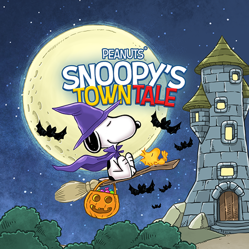 Snoopy's Town Tale – City Building Simulator 3.7.1 MOD APK Dwnload – free Modded (Unlimited Money) on Android