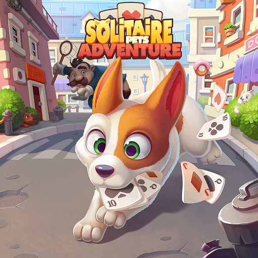 Solitaire Pets Adventure – Free Solitaire Fun Game 2.15.57  MOD APK Dwnload – free Modded (Unlimited Money) on Android