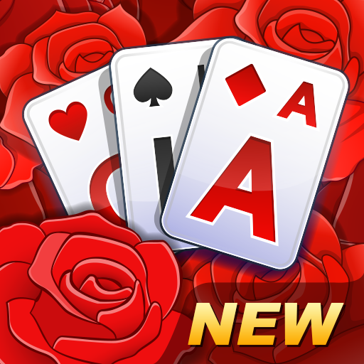 Solitaire TriPeaks Rose Garden: free card game 1.0.9 MOD APK Dwnload – free Modded (Unlimited Money) on Android