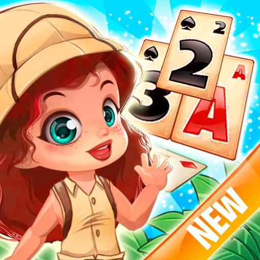 Solitaire Tripeaks Lost Worlds Adventure  4.4 MOD APK Dwnload – free Modded (Unlimited Money) on Android