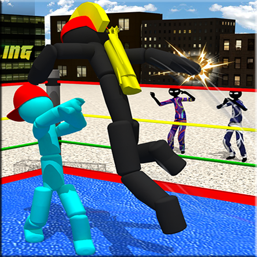 Stickman Wrestling 2.1 MOD APK Dwnload – free Modded (Unlimited Money) on Android