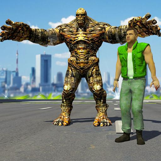 Stone giant sim: Giant hero 2019 1.7 MOD APK Dwnload – free Modded (Unlimited Money) on Android