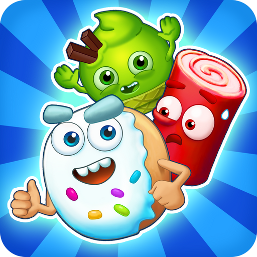🍒Sugar Heroes – World match 3 game!  1.218.13 MOD APK Dwnload – free Modded (Unlimited Money) on Android