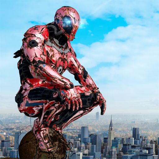 Super Crime Steel War Hero Iron Flying Mech Robot 1.2.2 MOD APK Dwnload – free Modded (Unlimited Money) on Android