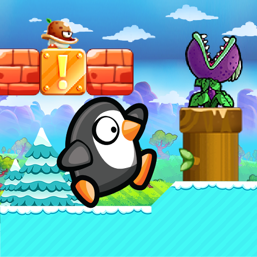 Super Penguin Adventure : free games without wifi 1.0 MOD APK Dwnload – free Modded (Unlimited Money) on Android