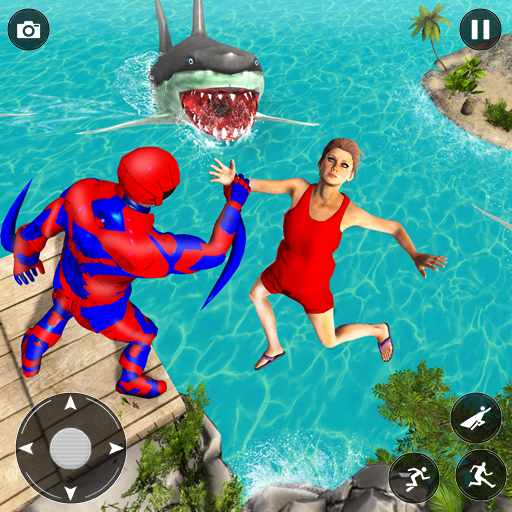 Superhero Police Speed Hero:Rescue Mission 1.24 MOD APK Dwnload – free Modded (Unlimited Money) on Android