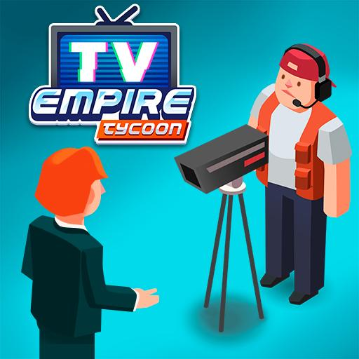 TV Empire Tycoon – Idle Management Game 0.9.52 MOD APK Dwnload – free Modded (Unlimited Money) on Android