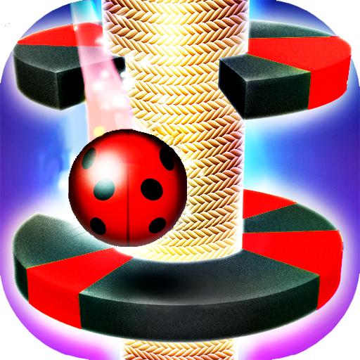 Tower Ladybug Ball Jump 12 MOD APK Dwnload – free Modded (Unlimited Money) on Android