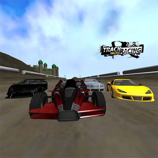 TrackRacing Online 3556   MOD APK Dwnload – free Modded (Unlimited Money) on Android