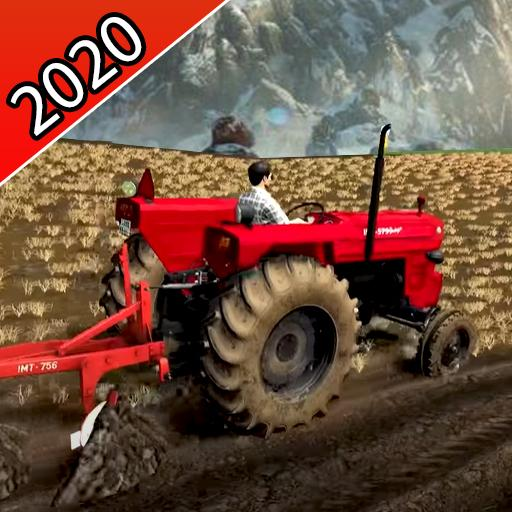 Tractor farming Simulator:Village Life 2020 1.07 MOD APK Dwnload – free Modded (Unlimited Money) on Android