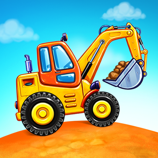 Truck games for kids – build a house, car wash  6.2.0 MOD APK Dwnload – free Modded (Unlimited Money) on Android
