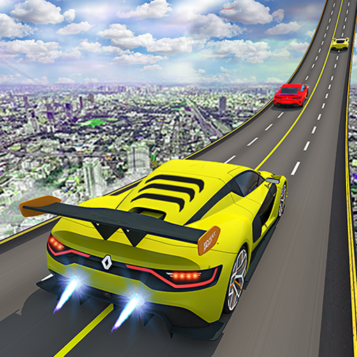 Ultimate City GT Car Stunt: Mega Ramp Climb Racing 2.0 MOD APK Dwnload – free Modded (Unlimited Money) on Android