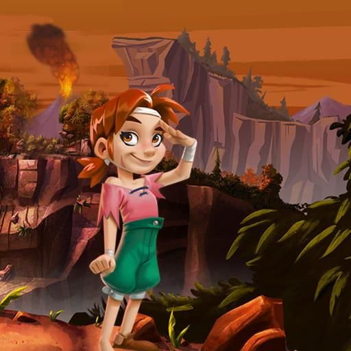 Volcano Island: Tropic Paradise 1.4.1  MOD APK Dwnload – free Modded (Unlimited Money) on Android