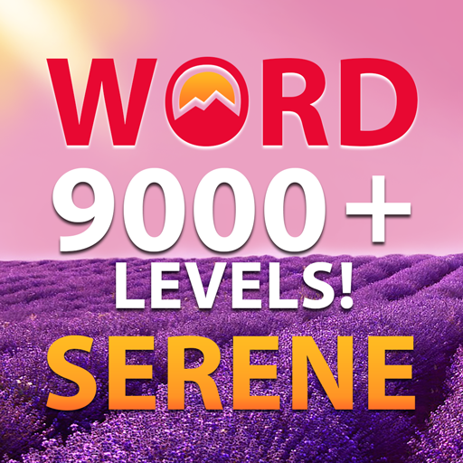Word Serene – free word puzzle games 1.6.8  – free Modded (Unlimited Money) on Android