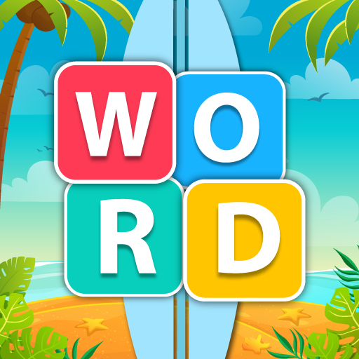 Word Surf Word Game  Word Surf Word Game MOD APK Dwnload – free Modded (Unlimited Money) on Android