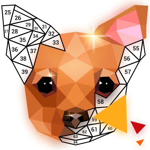 inPoly – Poly Art Puzzle 1.0.20 MOD APK Dwnload – free Modded (Unlimited Money) on Android