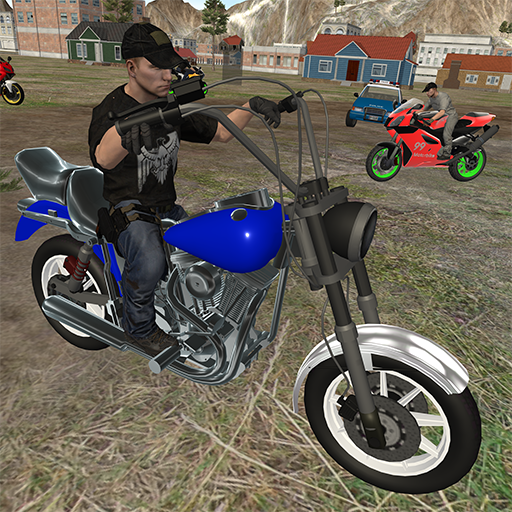 motorcycle racing star – ultimate police game 4 MOD APK Dwnload – free Modded (Unlimited Money) on Android