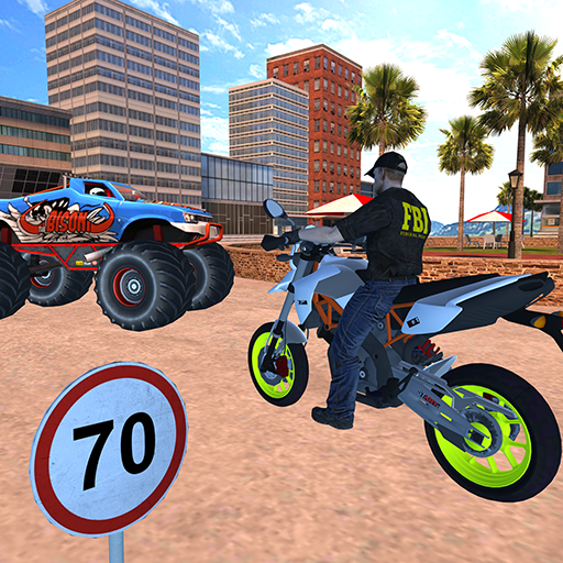 new motocross driver –real dirt bike game 5 MOD APK Dwnload – free Modded (Unlimited Money) on Android
