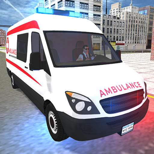 American Ambulance Emergency Simulator 2020 1.5 MOD APK Dwnload – free Modded (Unlimited Money) on Android