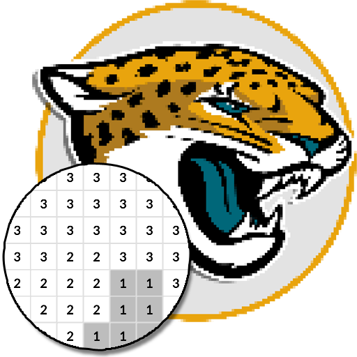 American Football Logo Color By Number – Pixel Art 7.0 MOD APK Dwnload – free Modded (Unlimited Money) on Android
