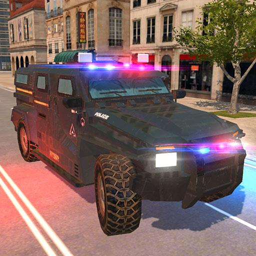 American Police Car Driving: Offline Games No Wifi 1.6 MOD APK Dwnload – free Modded (Unlimited Money) on Android