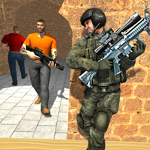 Anti-Terrorist Shooting Mission 2020  5.3 MOD APK Dwnload – free Modded (Unlimited Money) on Android