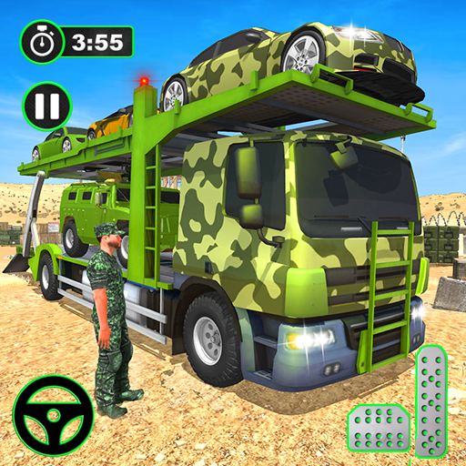 Army Vehicles Transport Simulator: Truck Simulator 1.0.13 MOD APK Dwnload – free Modded (Unlimited Money) on Android
