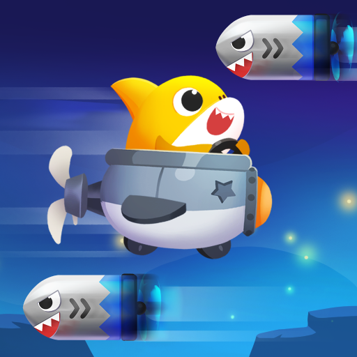 Baby Shark Run Away Varies with device MOD APK Dwnload – free Modded (Unlimited Money) on Android 1.0.2