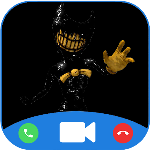 Bendy fake call 8.0 MOD APK Dwnload – free Modded (Unlimited Money) on Android